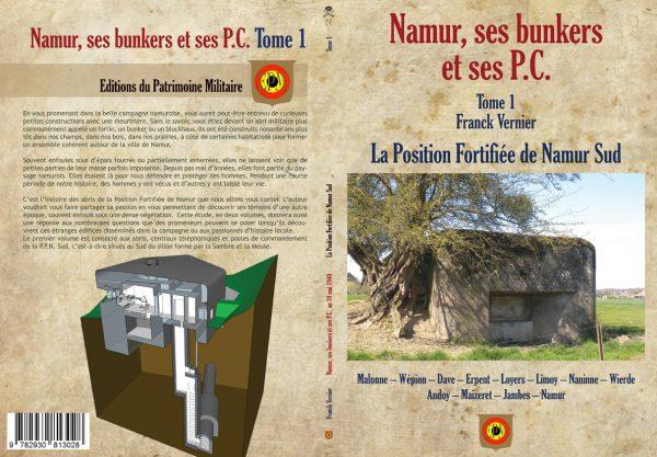 Namur Bunker PC Tome 1 verso
